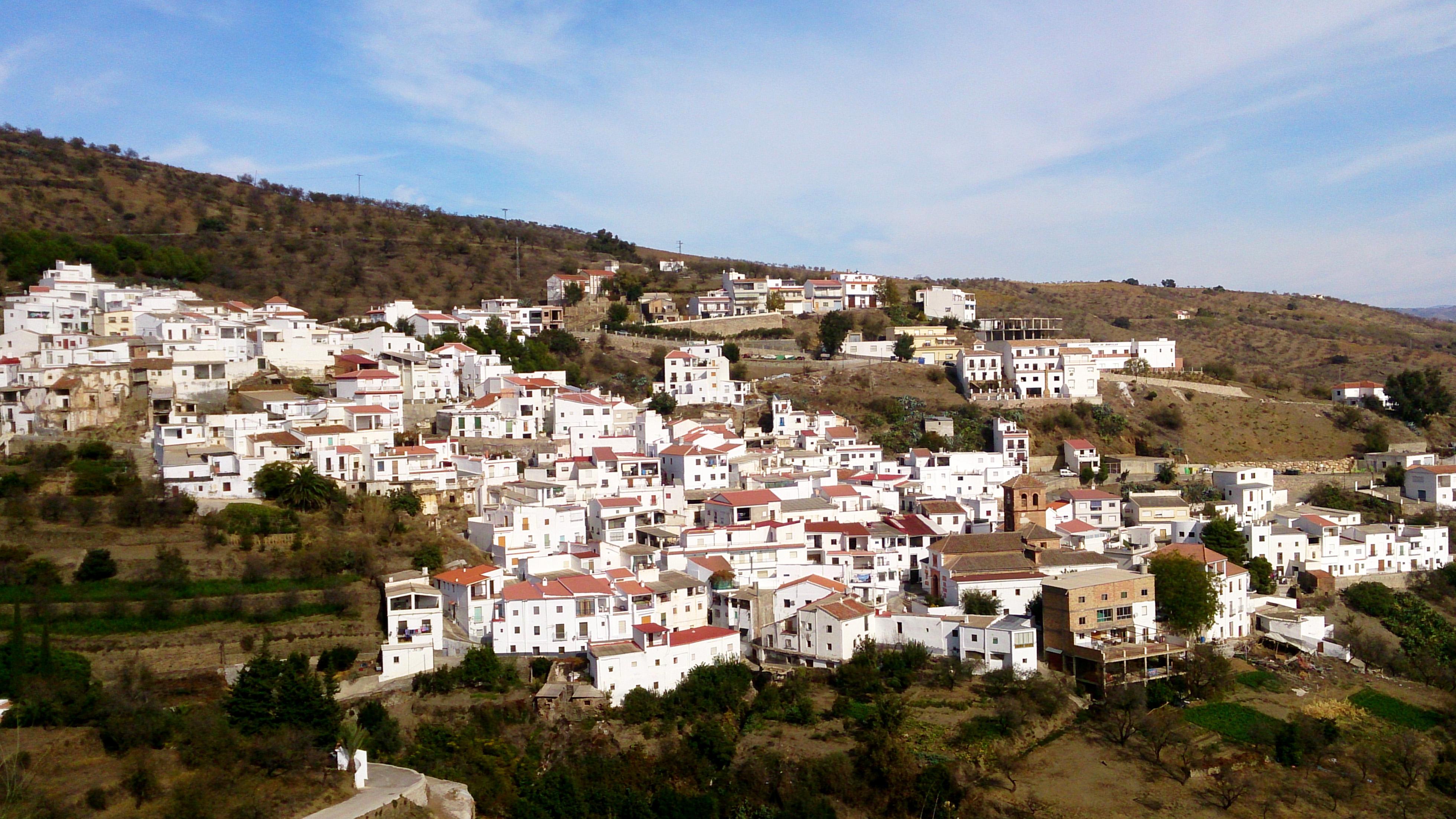 granada alojamiento rural:
